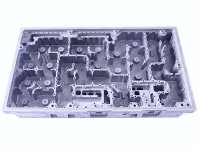 Die Casting for Commercial Converter Housing